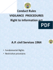 Conduct Rule
