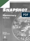 1_SnapShot Elementary TestBook