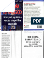 Six Sigma Estrategico - Reidenbach y Goeke