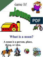 Name the Nouns