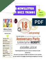 Ms M-buzz Trends E-newsletter
