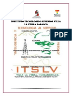 Instituto Tecnologico Superior Villa La Venta Tabasco Act. 2
