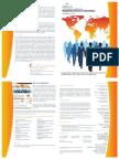 HR Conference Brochure