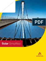 AREVA Solar Simplified