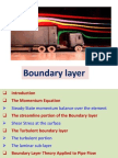 Boundry Layer Theory (Ch.11)