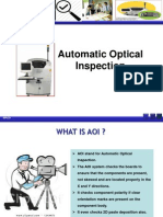 Automated Optical Inspection training