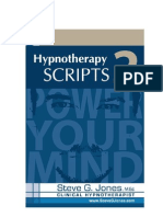 (eBook) - Steve G Jones Hypnotherapy Scripts 2