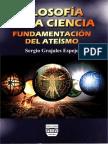 Filosofía de La Ciencia. Fundamentación Del Ateísmo - Grajales Espejo, Sergio