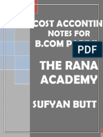c0st Accounting