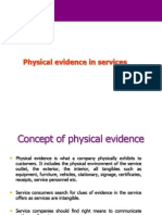 Physical Evidence in Services