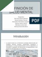1 Salud Mental