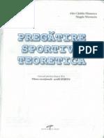 Pregatirea sportiva teoretica