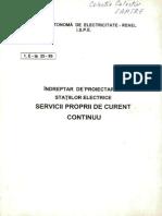 Prescriptie Energetica 1 E -IP 25-95