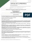 B.O.P. de Badajoz - Anuncio 07356:2013 Del Boletín Nº. 197 - Diputación de Badajoz