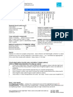 THERM Quick Reference Sheet V1