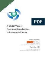 GEF - Clean Edge Report