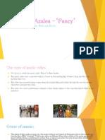 Iggy Azalea -'Fancy' - Presentation
