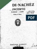 Vivaldi Concerto in a minor