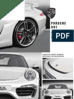 Caractere Exclusive Porsche 991