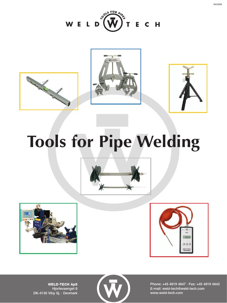 Weld Tech Folder Pipe Fluid Conveyance Welding Diagram Of Tools