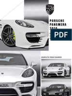 Caractere Exclusive Porsche Panamera 2014