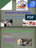 1 Introduccion a La Microbiologia General 2013 MRA-1 Morfologia