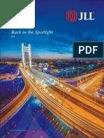 Jll Report Romania, Back in the Spotlight 2014