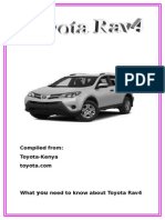 What you need to know about Toyota Rav4
