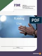 Katalog Urn ARCUM