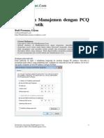 Bandwidth Manajemen Dengan PCQ Pada Mikrotik