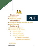 Projet Banque Populaire