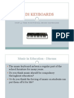 MIDI Keyboards (U37)