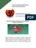 Web Design & Development Company in Landon USA | Web Design Services Company in UK, India