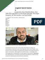 Zeit.de 22 september 2014