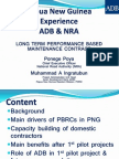 ADBTF14_C1 PNG Experience on Long Term Performance Based Maintenance Contract