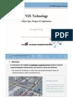 ADBTF14_F V2X Technology Status Quo Prospect Implications