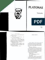 Platonas - Valstybe (V-VIII)