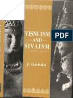 Visnuism and Sivaism a Comparison - Jan Gonda