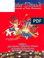Divine Touch Some Fundamentals OfTrika Philosophy - Vish Nath Jotshi