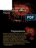 Wikang Filipino