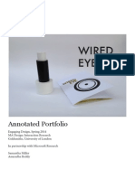 Annotated Portfolio_Wired Eye