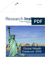 2013 Global Wealth Databook