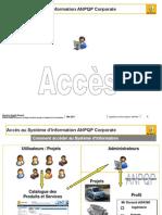 Acces en SI ANPQP Interne Renault