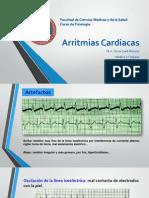 Tema EKG III-Arritmias Cardiacas.pptx
