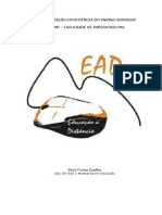 APostila de EAD- Prof. Lina Docncia