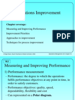 6 Operations Improvement