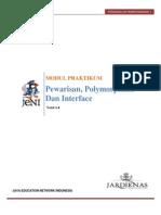 1.9 Pewarisan, Polymorphism, Interface