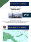ADBTF14_D2 Inland Waterways - Papua New Guinea