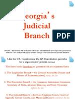 unit 12 - georgias judicial branch