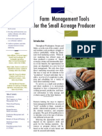 2006 Farm Management Tools